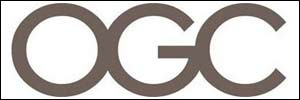 The OGC logo